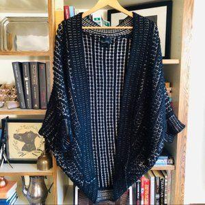 Zara // Chunky Knit Batwing Cardigan